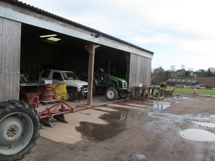 Vehicle Repair Barn