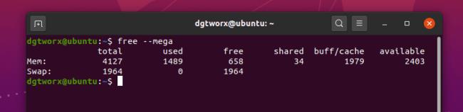 linux-ram-speicher-ueberpruefen