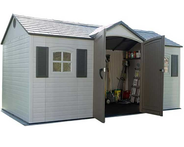 Best Outdoor Storage Sheds Small Large Vertical Amp Steel Epic Gardening