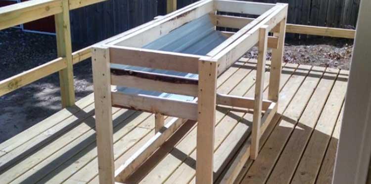 Raised Planter Box Dimensions