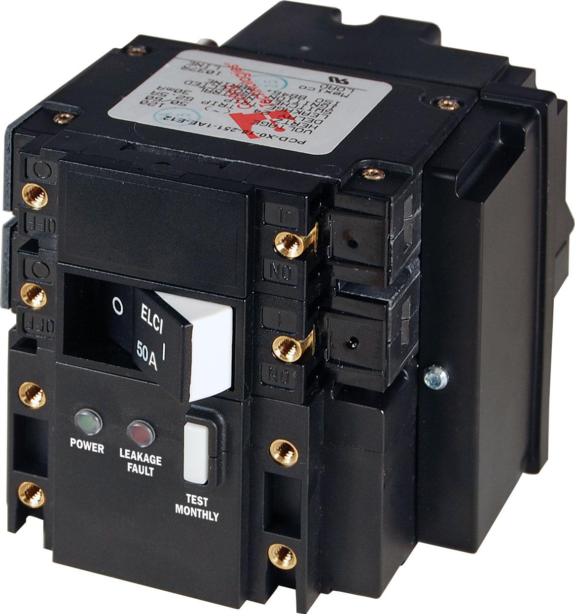 C Series Elci Circuit Breaker