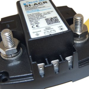 SIACR Automatic Charging Relay  1224V DC 120A  Blue