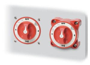 eSeries Selector Battery Switch  Blue Sea Systems