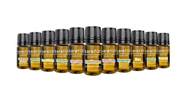 Barefut Aromatherapy Essential Oils allow the senses to interact with nature on a different level