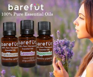 Barefut Essential Oils