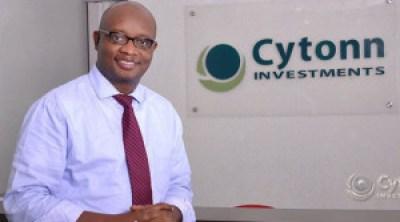 Cytonn Investments CEO Edwin Dande. Photo courtesy of www.capitalfm.co.ke