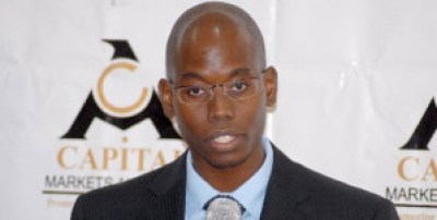 Acting chief executive of CMA, Paul Muthaura. Photo courtesy of www.businessdailyafrica.com