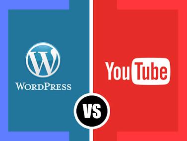 Best way to earn money in coming years: WordPress or YouTube
