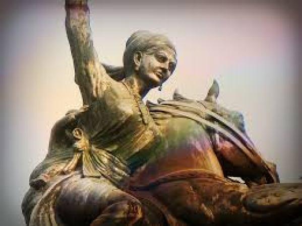 झाँसी वाली रानी रानी लक्ष्मी बाई