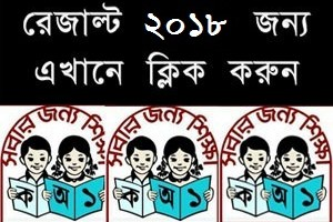 Full PSC Exam Result Mark Sheet 2018