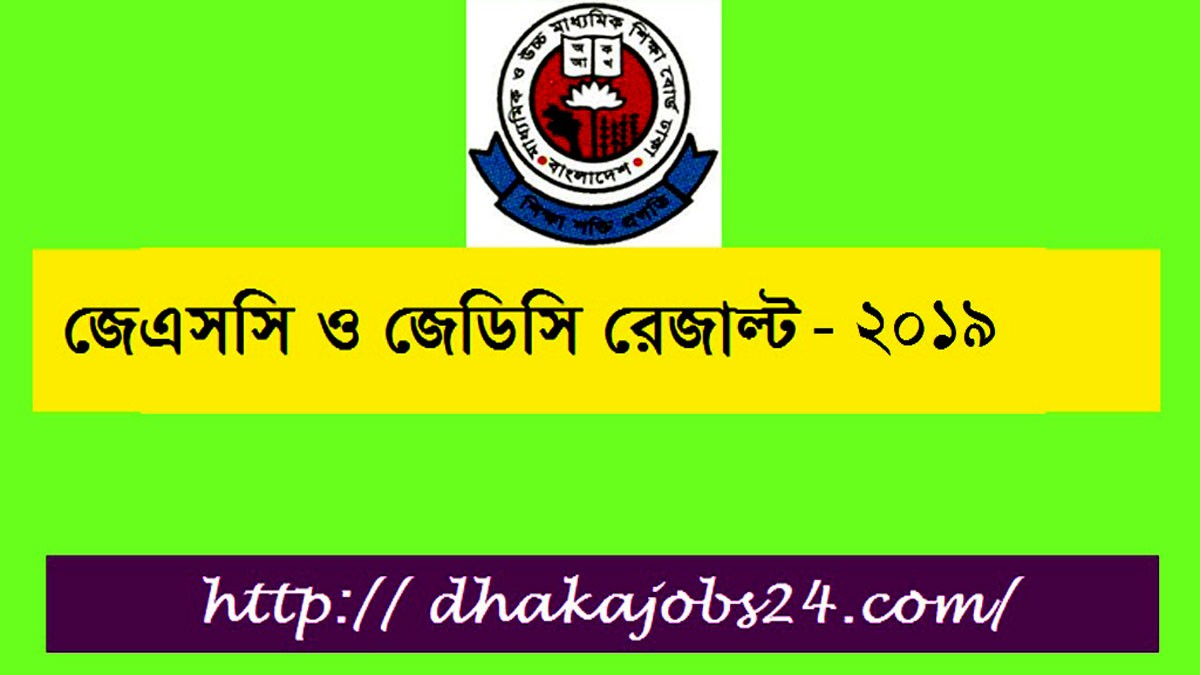Full JSC Exam Result 2019 With Mark Sheet