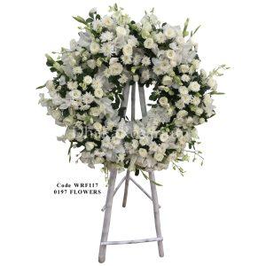 Funeral Spray ( WRF 117 )