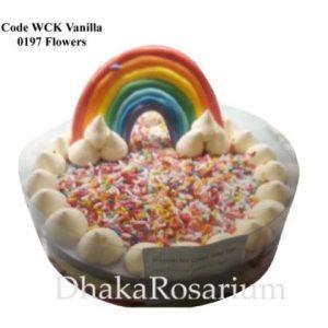 Rainbow Cake (WCK133)