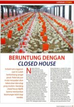 Beruntung Dengan Kandang Closed House - Dhanang Closed House Properties