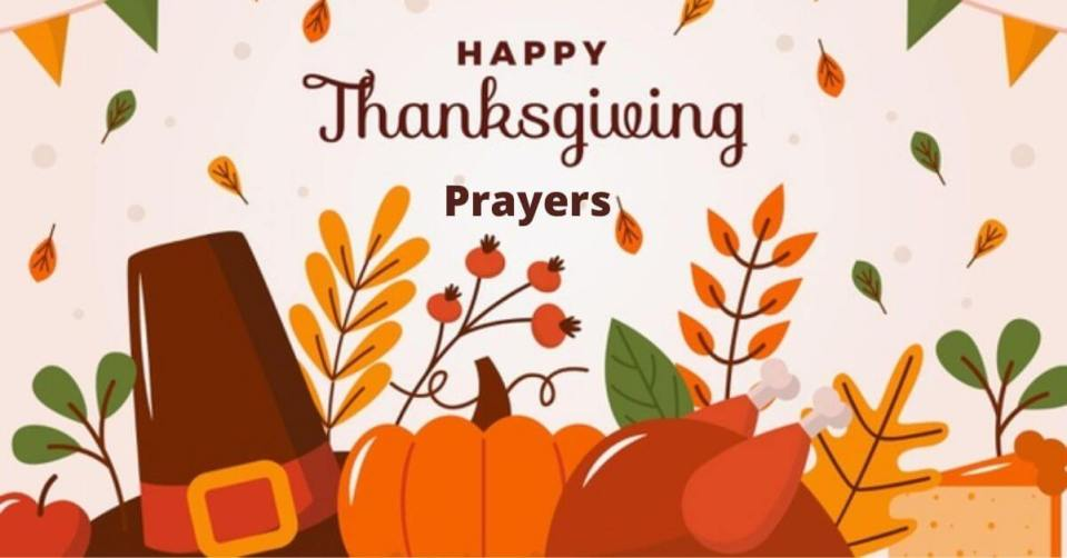 happy thanksgiving prayers