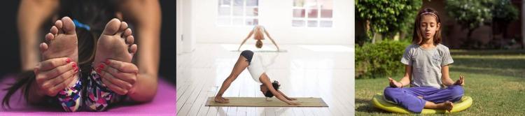 Nuestras actividades. Yoga para todos.