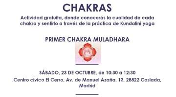 taller primer chakra
