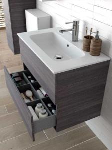 meuble salle de bain fussion line salgar