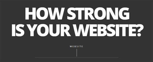HubSpot's Website Grader tool.