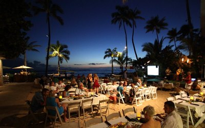 Molokai Surf Ski World Championships Awards Luau // Outrigger Canoe Club
