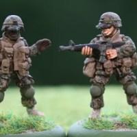 Modern Marines Part 3 (Infantry Squads)