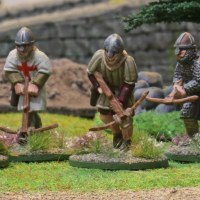 SAGA, first 2 Points of Normans