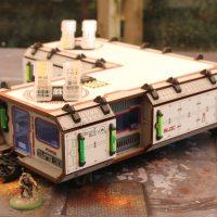 Forward Base, Habitat 4