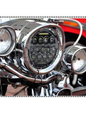 Royal Enfield Headlights