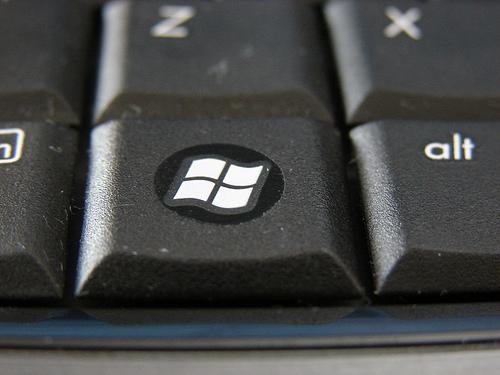 Atajos de teclado en Windows...