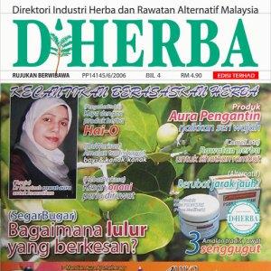 majalah, majalah dherba, herba