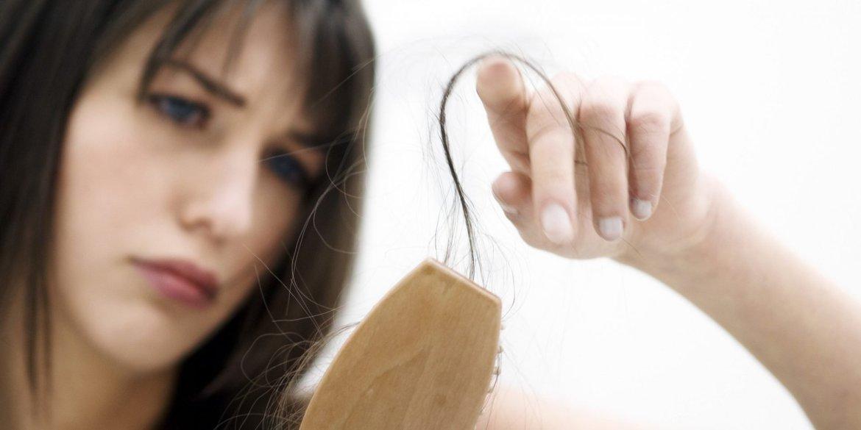 Image result for female hair loss