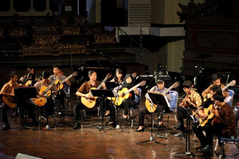 Tour Concert Pendidikan Seni Musik UNY - ISI Denpasar 2017