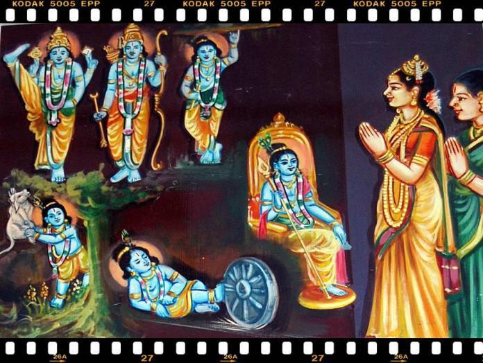 திருப்பாவையில் ஐதிஹ்யங்கள்! பாசுரம் 24-30