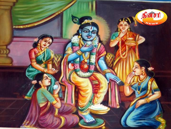 திருப்பாவை – பாசுரம் 27 (கூடாரை வெல்லும் சீர்)