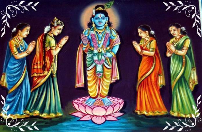 thiruppavai pasuram29 திருப்பாவை பாசுரம் 29 (சிற்றஞ் சிறு காலே)