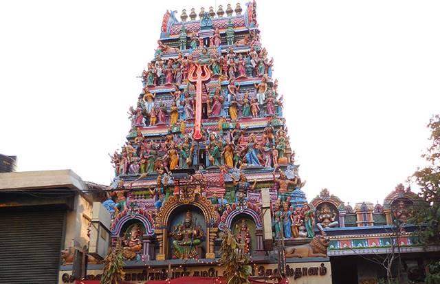 kalikambal temple chennai