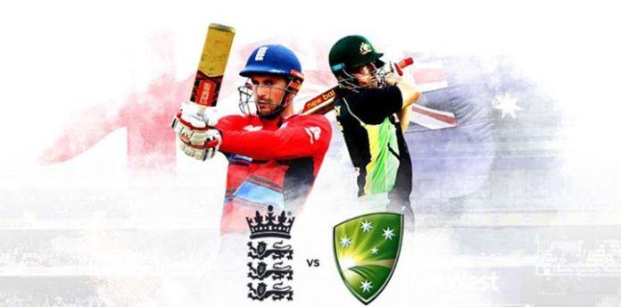 T20 :ஆஸ்திரேலியா – இங்கிலாந்து அணிகள் இன்று மோதல்