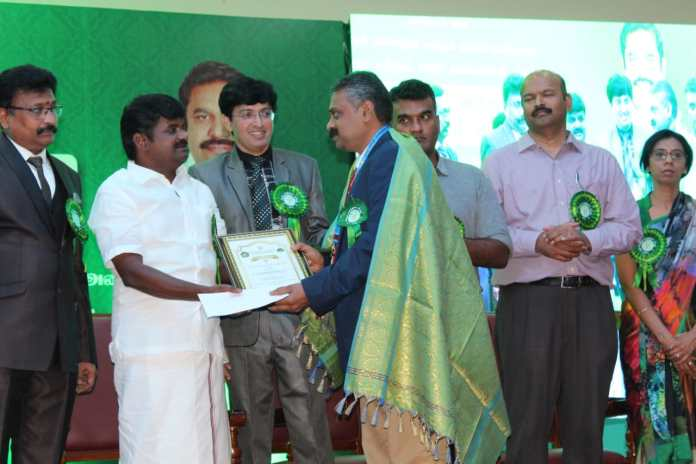 senkottai doctor award
