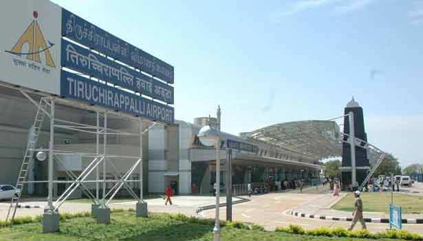 Trichy airport Gold smuggling police inquiry - 1