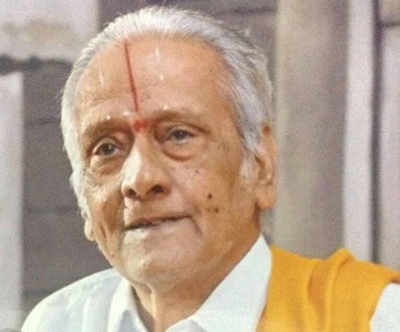 காலமானார் 'பாரதி சுராஜ்!'