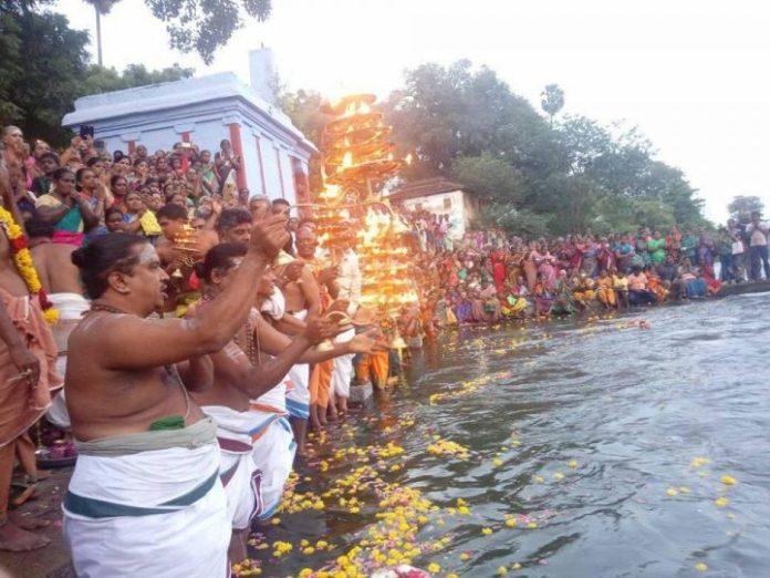 புஷ்கரத்தை முன்னிட்டு… நெல்லையைக் கலக்கும் தாமிரபரணியைப் போற்றும் 'ரிங்டோன்'