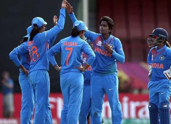 ஐசிசி மகளிர் டி20 உலக கோப்பை: அரையிறுதிக்கு முன்னேறியது இந்தியா