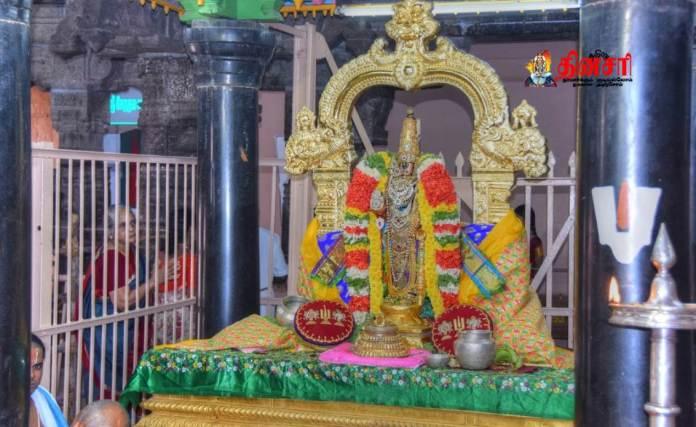 ஸ்ரீரங்கத்தில் பகல்பத்து உத்ஸவம் தொடக்கம்!