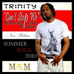 Cover: Trinity - Can't Stop We