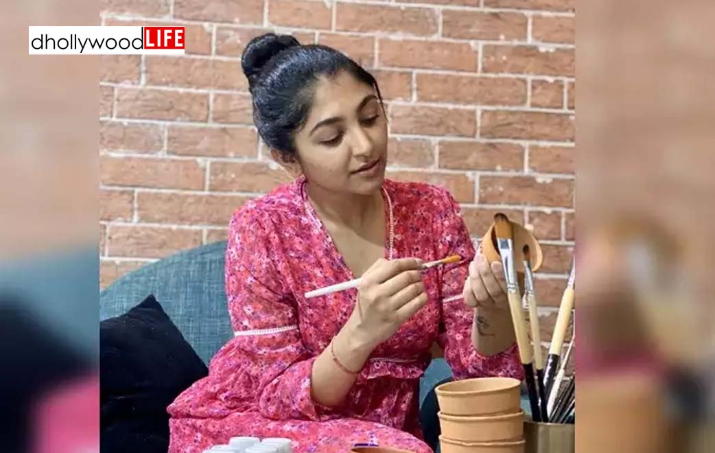 Bhoomi Trivedi engaged herself in many different activities