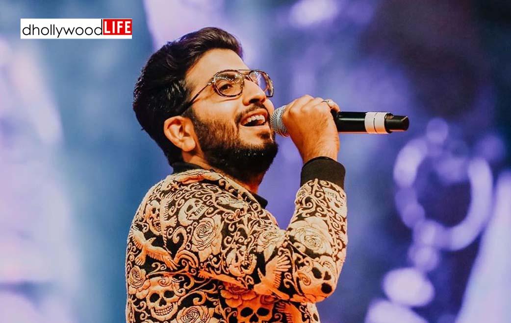 "Have a look on Jigardan Gadhvi's new song ""Gujarati hu chu"""