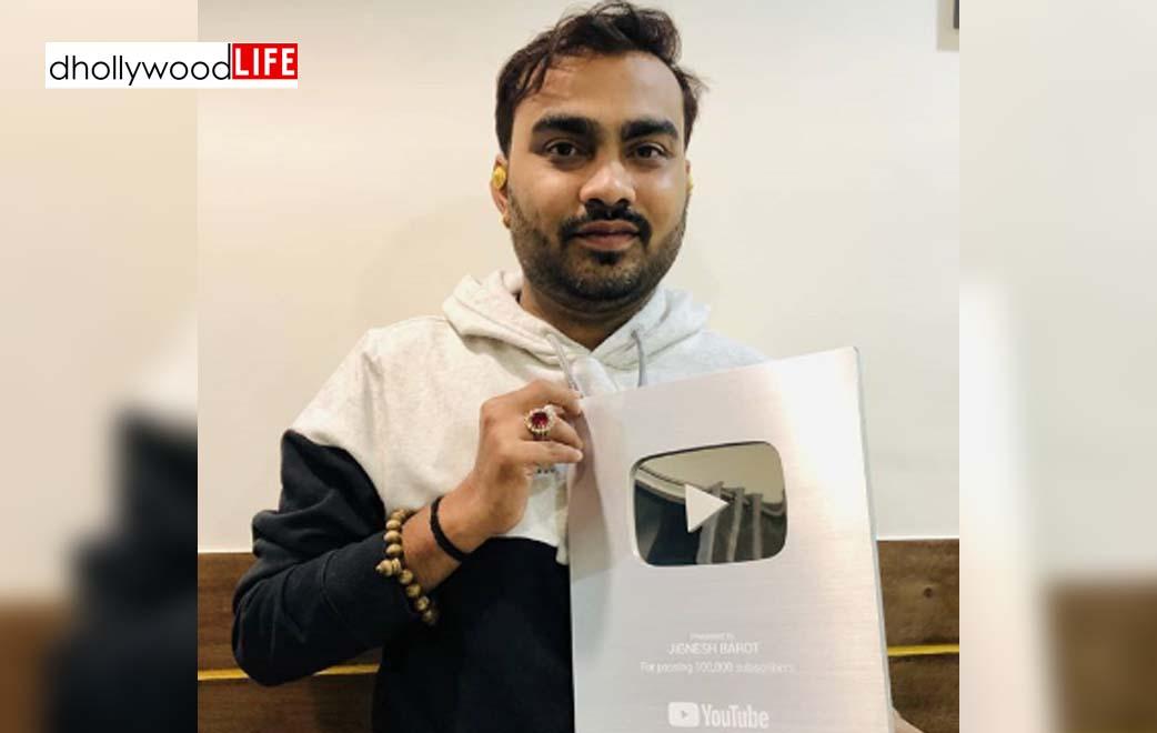 Jignesh Kaviraj Barot Expresses His Joy On Doing Live Stage Performances In Gujarat. Here's What He Said!