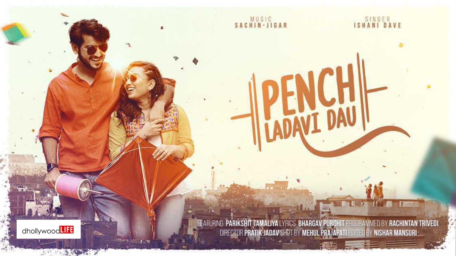 Ishani Dave's 'Pench Ladavi Dau' is finally out, Check here!