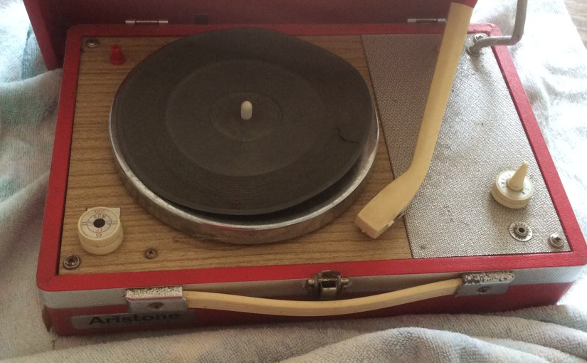 Aristone Record Player