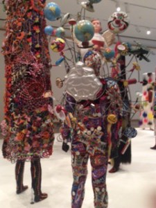 Nick Cave's Soundsuits at Cranbrook Academy